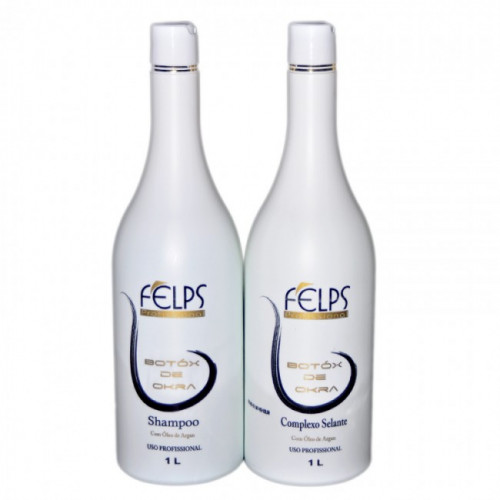 Felps Botox de Okra (2 X 1000 ml)