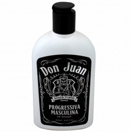 Barba Forte Don Juan Progressiva Masculina 300 ml