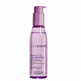 Serum Óleo Capilar L'oreal Liss Unlimited 125ml Anti-frizz
