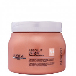 L'oreal Absolut Repair Pós Química Máscara 500 g
